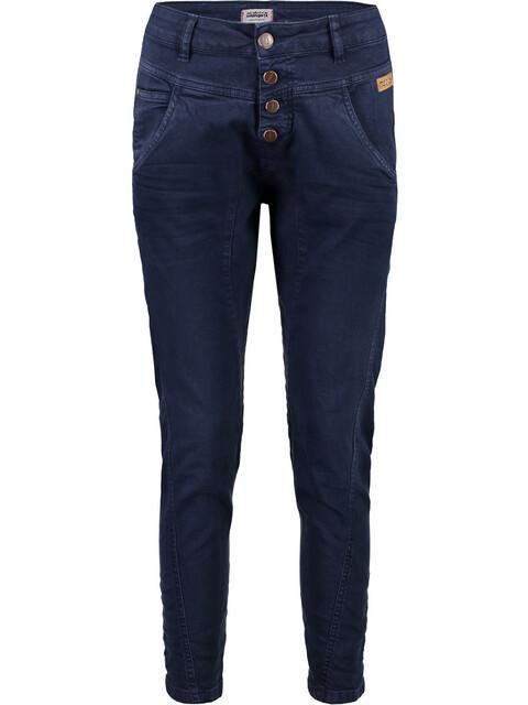 Maloja BeppinaM. - Pantalones de Trekking Mujer - azul
